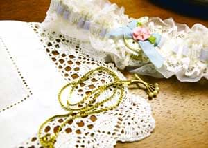 wedding tradition items   Joyce Mathers Celebrant