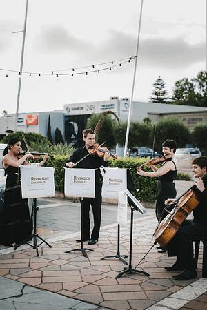 Live Wedding Music   Riverside Ensembles