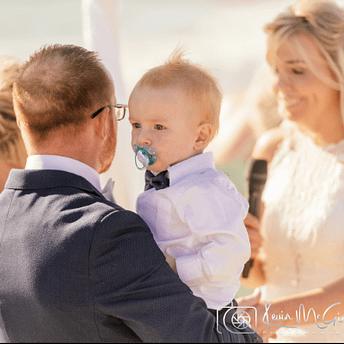 Beach Wedding Vows2 : Joyce Mathers Celebrant